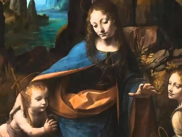 Леонардо да Винчи, Мадонна в скалах