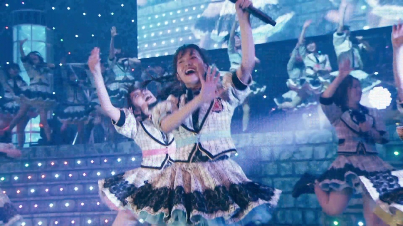 NMB48 - Todokanasou de Todoku Mono @ Yabushita Shu Sotsugyou Concert ~Istumademo Shuu no Egao wo Wasurenai~