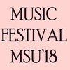 Music Festival MSU'18