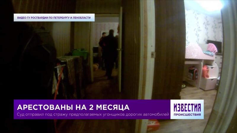 ТК 78 - Сотрудники СОБР оказали силовую поддержку полиции в задержании участников этнической преступной группы