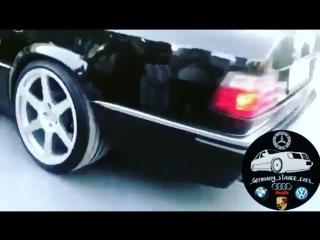 W124 E500 amg волчок Mercedes