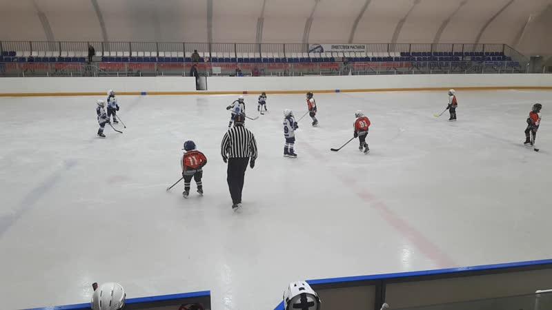 Турнир по хоккею 13-14 октября 2018. в Верхней Салде. Снежинск (Снежинские волчата) - Нижний Тагил (Спутник 2)
