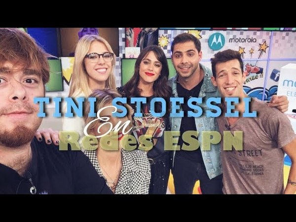 Tini Stoessel En ESPN Redes