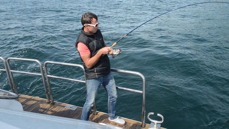 Рыбалка на Кету,Сахалин(Курильские острова,Итуруп)