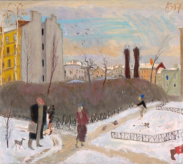 Анатолий Заславский родился 2 ноября в 1939 году в Киеве, во время войны был эвакуирован в Туркмению, но по окончанию войны семья вновь вернулась в Киев, где будущий художник учится в средней