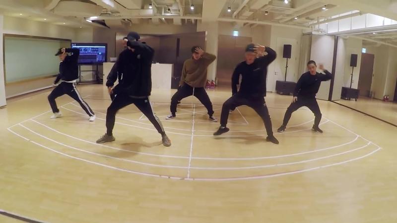 EXO - Electric Kiss (Dance Practice)