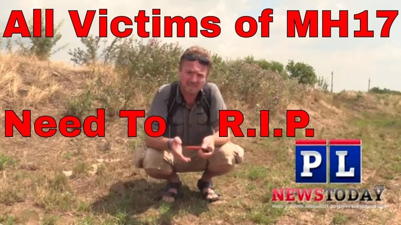 MH17 Call to Action: All Remains Need To Go Home R.I.P.