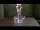 Гидравлический пресс vs. свечи