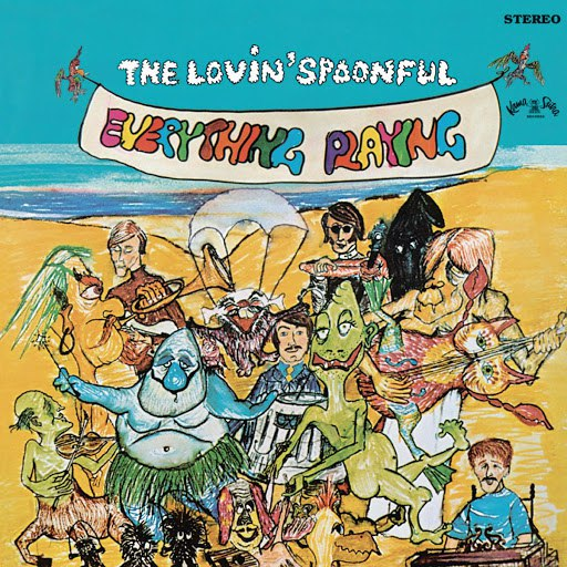 The Lovin' Spoonful альбом Everything Playing