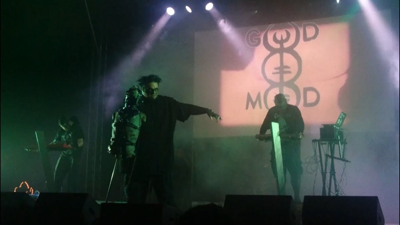 God Module Telekinetic Doppelganger Live 21 5 2018 @ Leipzig Germany Wave Gotik Treffen