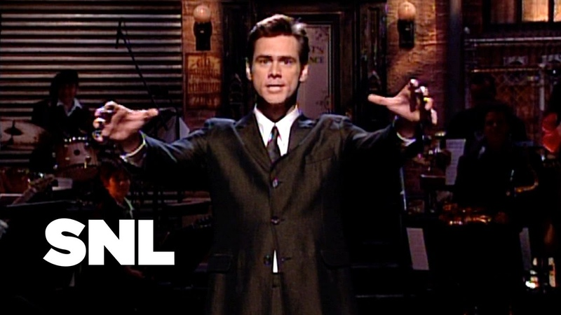 Jim Carrey Monologue: Outer Space - Saturday Night Live