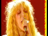 Courtney LoveHole Friday Night With Jonathan Ross BBC 1 TV England 12th February 2010