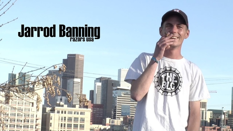 Jarrod Banning || Razors USA