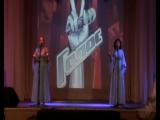 Алишкевич Анна и Павлова Алёна - А над ней парили ангел