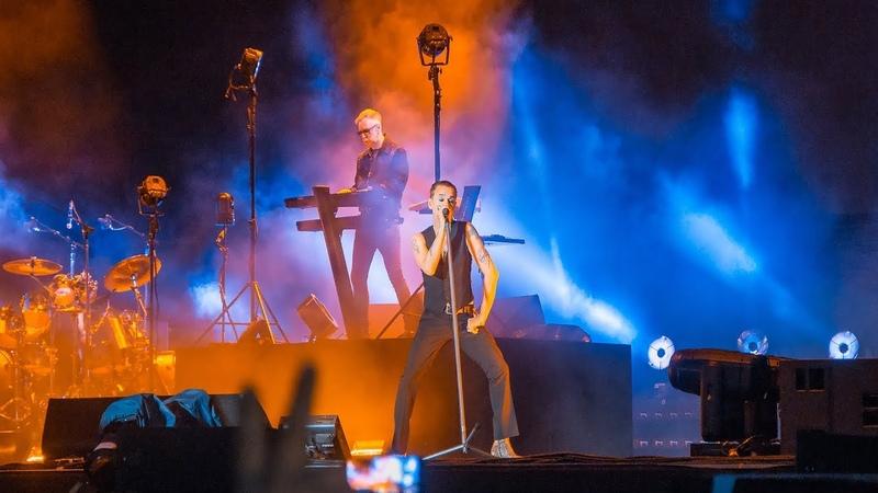 Depeche Mode - Stripped (live in Telekom Volt 26.06.2018)