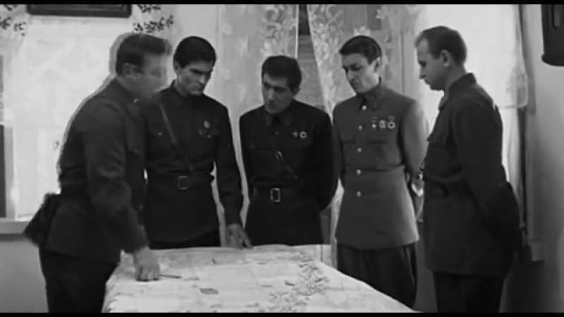 На киевском направлении (1968) Кинофильм