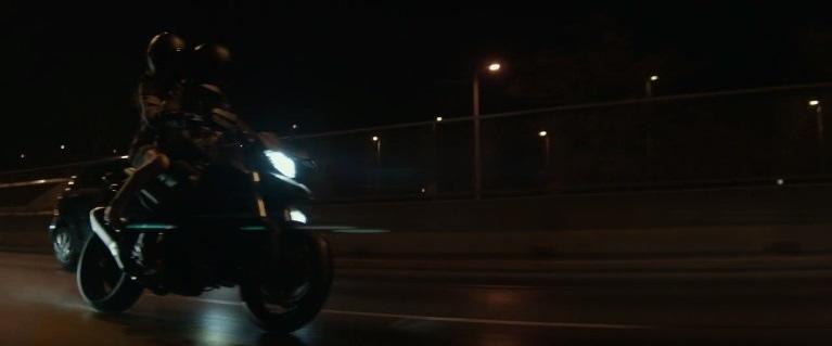 Мотоцикл Ducati Hypermotard 939 в фильме Red Sparrow / Красный Воробей (2018)