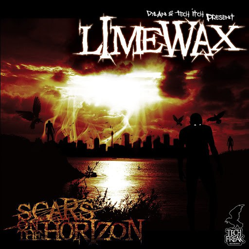 Limewax альбом Scars on the Horizon (2017 Remaster)