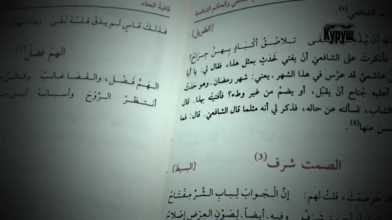 Имам Аш-Шафии призывал к суфизму - YouTube.mp4