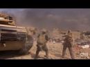 Бывший солдат спецназа США бежит под обстрелом чтобы спасти маленькую девочкуМосул.