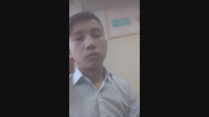 Мейрамбек Аймағанбетов - Live