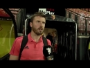 Its always good to hear from @Carras16! The MUFC coach caught up with MUTV af