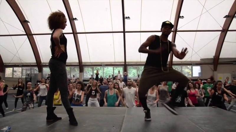 Реггетон танец Reggaeton dance