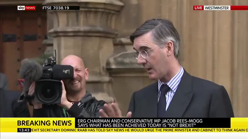 Jacob Rees-Mogg Demands Theresa May Resign - As Tory MPs Savage Brexit Deal