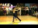 Дженни Фрэнсис и Рикардо Ория - Аргентинское Танго - «Soledad».