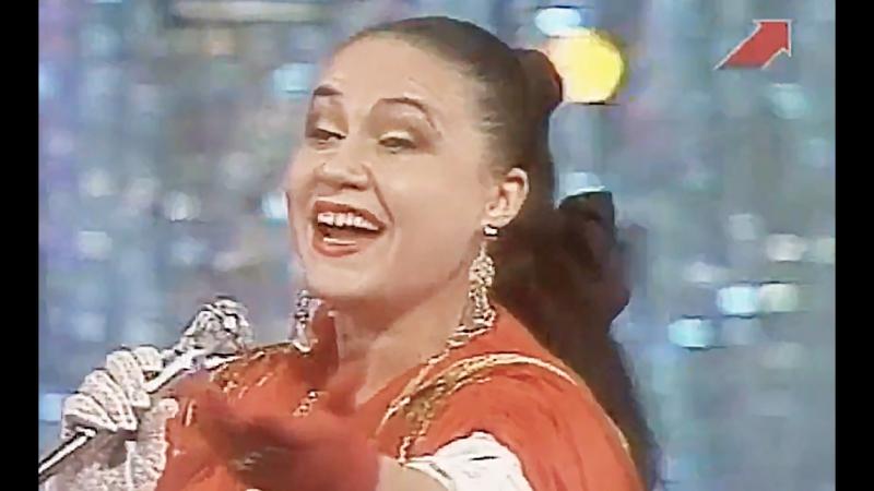 Самовар и пряники — Надежда Бабкина (Песня 91) 1991 год (А. Иванов - А. Поперечный)