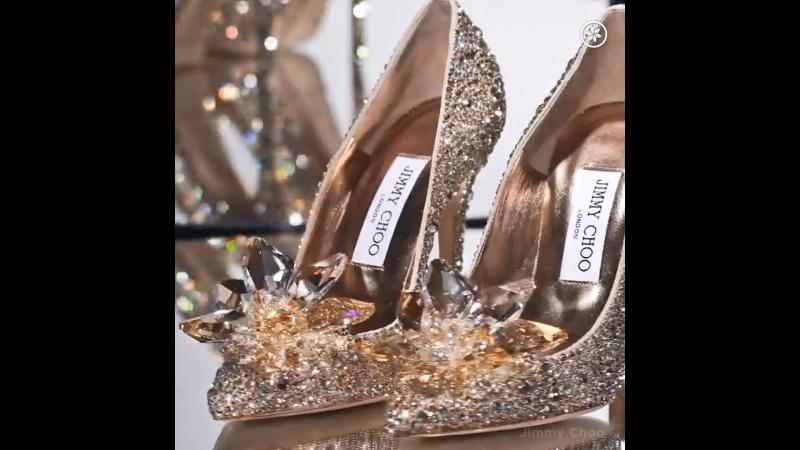 Хрустальные туфельки Золушки