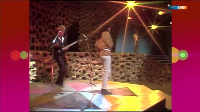 Modern Talking - Cheri Cheri Lady ARD, Goldene Europa Awards, 28.11.1985