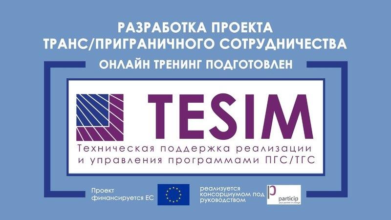 TESIM Онлайн тренинг - Разработка проекта 5. Логика реализации проекта