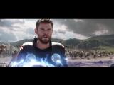 Тор прибывает в Ваканду.