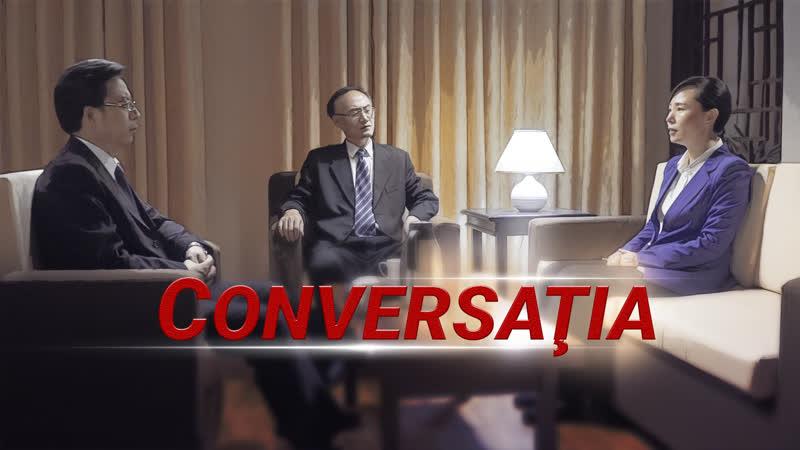 """Film crestin subtitrat in romana """"Conversaţia"""" O bătălie între dreptate și rău"""
