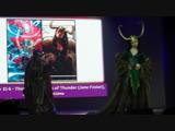 THM 4, Dark Allen &amp El-k - Thor The Goddess of Thunder (Jane Foster), Lady Loki - г. Казань
