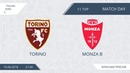 AFL18. Italy. Serie C. Day 11. Torino - Monza B