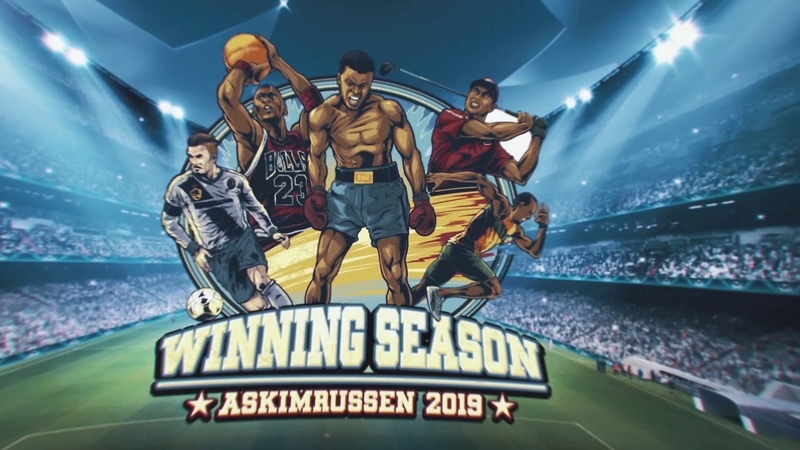 Winning Season 2019 - Unge Lama Mannen