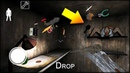 10 steep moments of explosions in Granny The Horror Game    Experiments with Granny objects