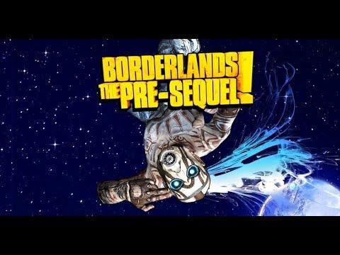 Borderlands: The Pre-Sequel =) [Stream Co-op]