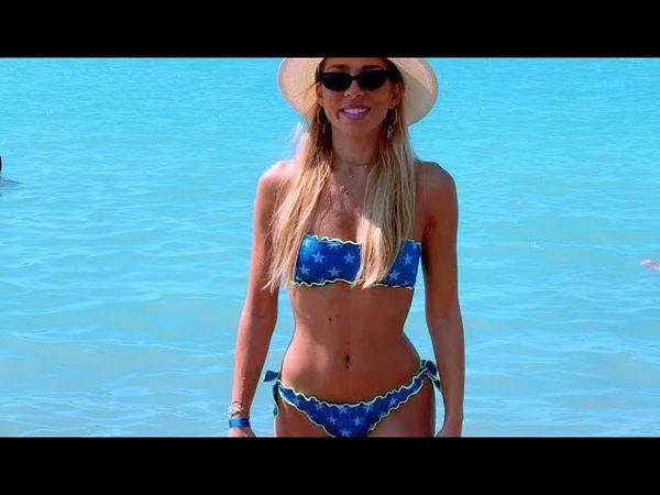 ريتا الحاج ساخنة بالمايوه البكينى Hot Rita Haj in Bikini