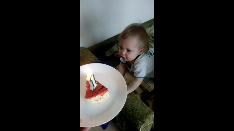 Давиду 1 год