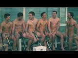 University of Nottingham naked hockey team