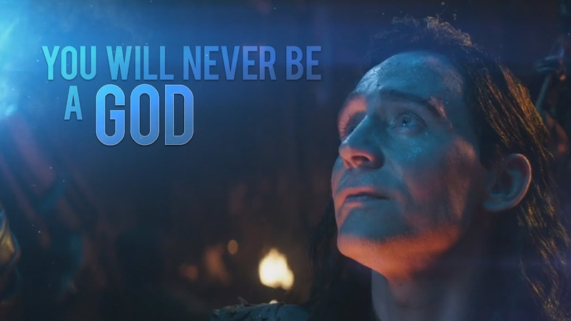 (Marvel) Loki | You Will Never Be A God
