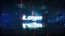 Digital SciFi Logo After Effects Template
