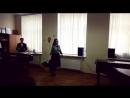 Лезгинка девушка танцует Горский тан