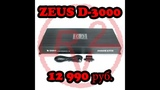 Бюджетная МОЩНОСТЬ!!! Усилитель ZEUS D-3000!