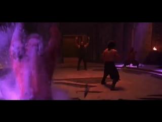 Mortal Kombat Смертельная Битва Реклама на канале ОРТ