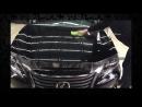 Бронированное покрытие Вашего автомобиля при помощи полиуретановой пленки