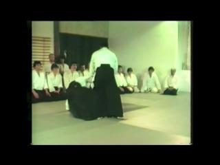 Aikido Saito Sensei 1987 Höngg